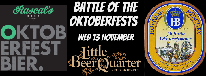 Battle of the Oktoberfests
